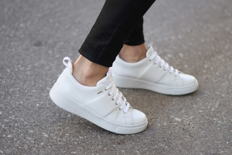 White Sneakers You Can Actually Wear for Fall