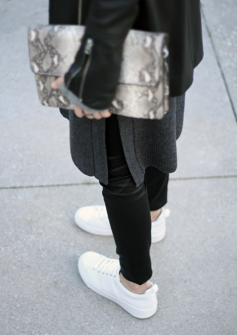 White Sneakers - Geox Amphiibiox