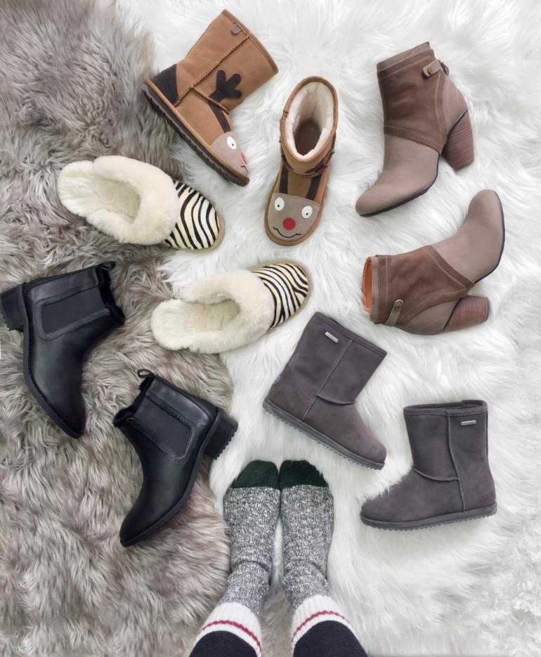 EMU Australia Boots Winter 2016