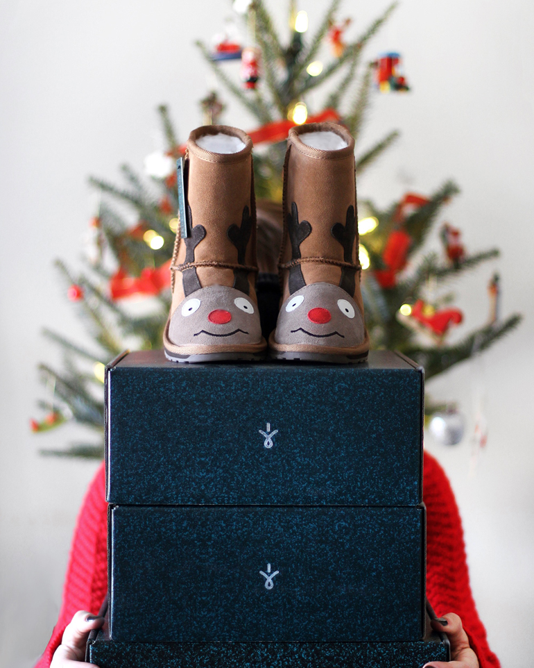 Emu Australia Boots & Shoes Holiday Giveaway