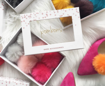 Introducing Pombons: Pom Pom Shoe Clips for Shoes & More!