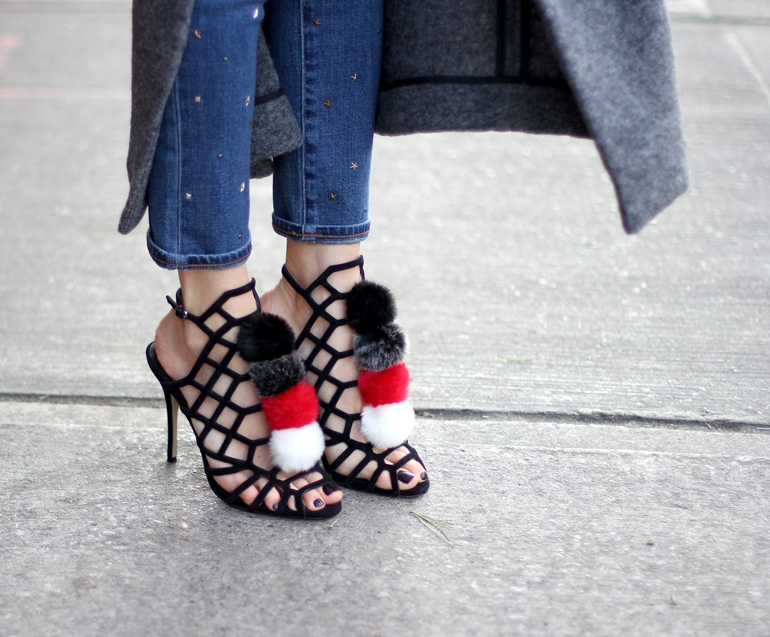 Move over Ugly Christmas Sweater! Make Room for Holiday Shoes, Instead