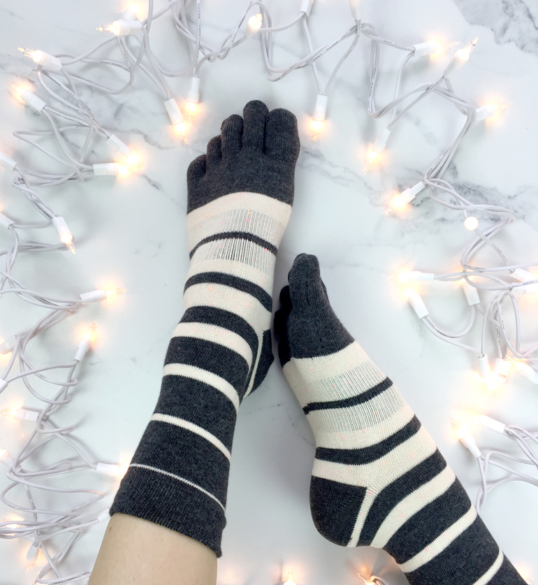 Toesox - socks with toes review