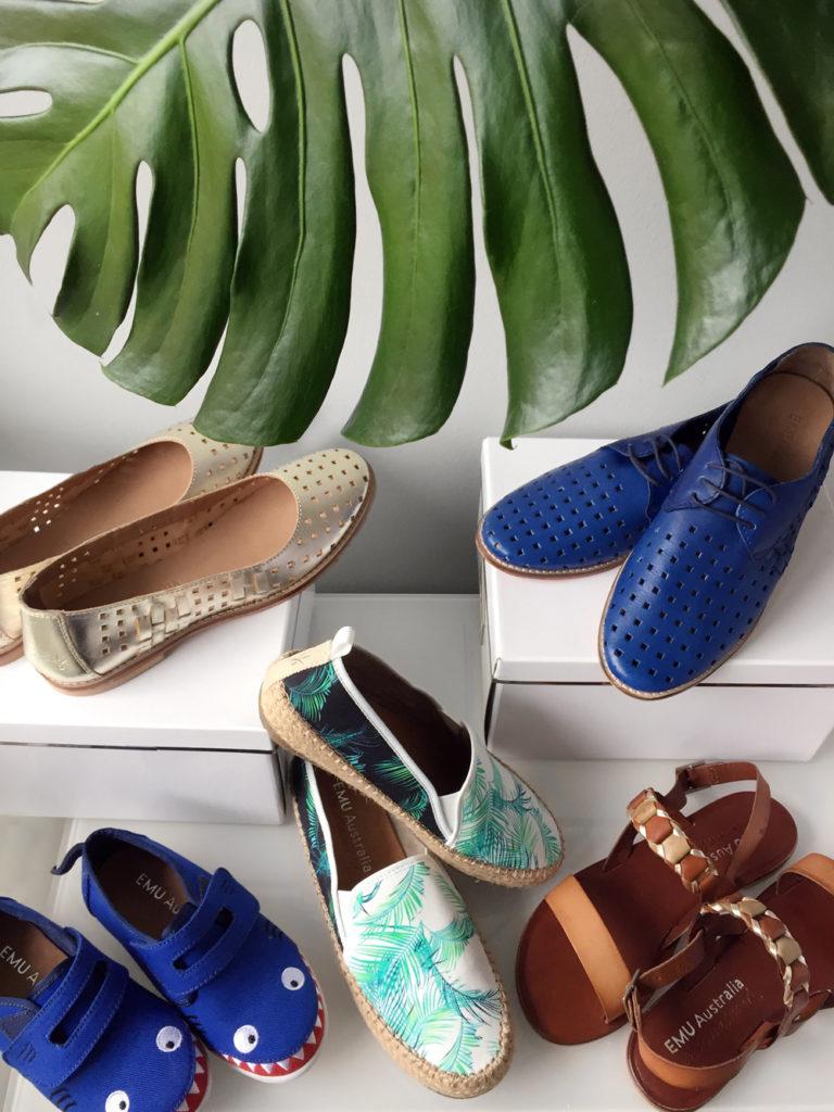 EMU Australia Shoes Spring Summer 2017