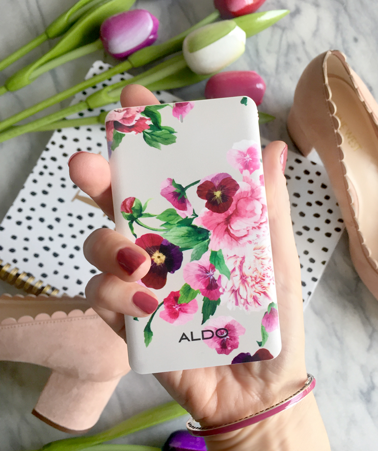 Mothers Day Gift Guide 2017 Aldo Floral Charger