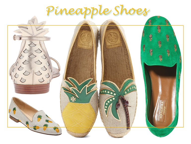 Pineapple Shoes Shoe Trends