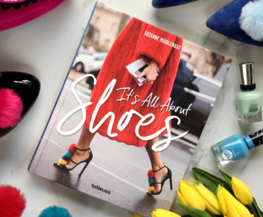 Street Style Shoes Coffee Table Book