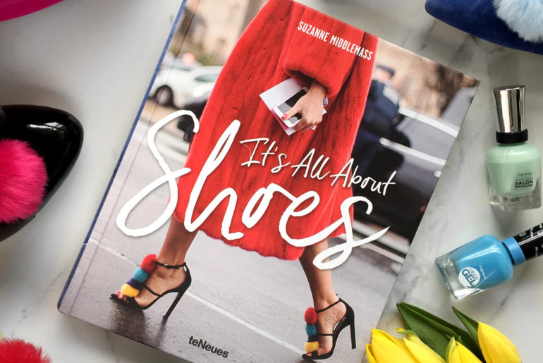 It's All About Shoes: A New Street Style Shoe Coffee Table Book