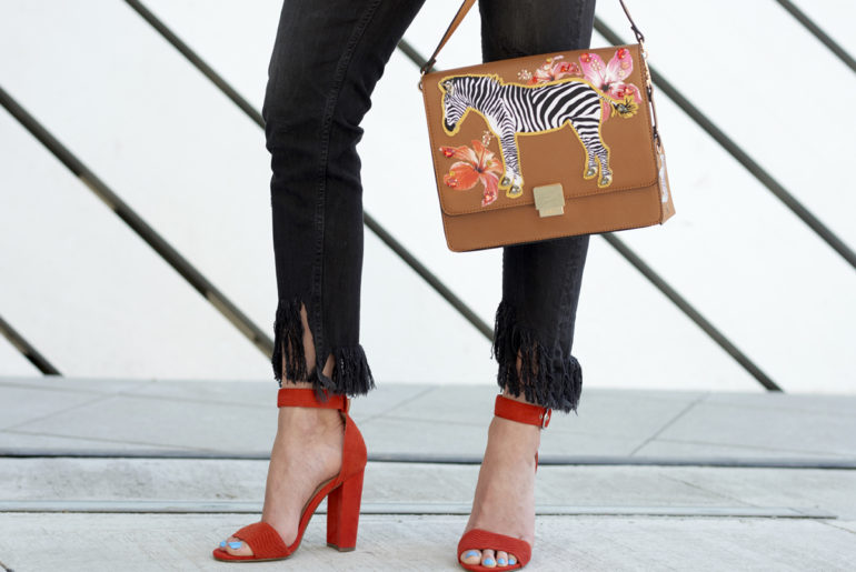 Going from Day to Date Night with the Right Shoes & Accessories