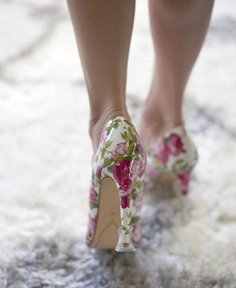 Making Shoe Heel