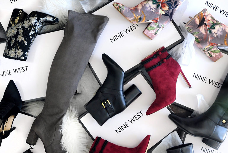 3 Fab Boot Trends from Nine West Canada's Fall 2017 Collection