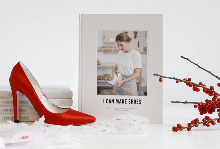 Gifts for Shoe Lovers - Shoe Making Book