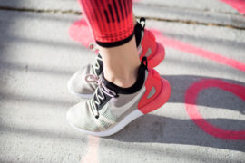 Hibbett Sports Nike Dual Racer Sneakers Outfit