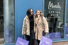Murale Shoppers Drug Mart Spring 2018 Event