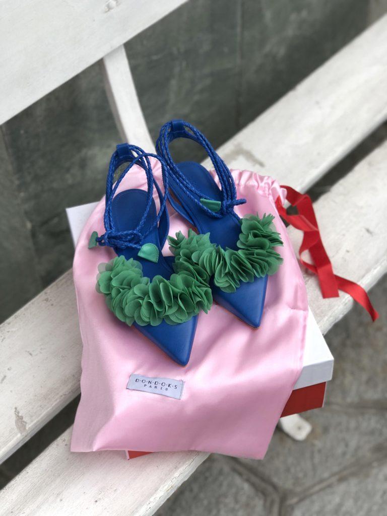 Dondoks Paris Shoes - Designed by Paris ShowGirls