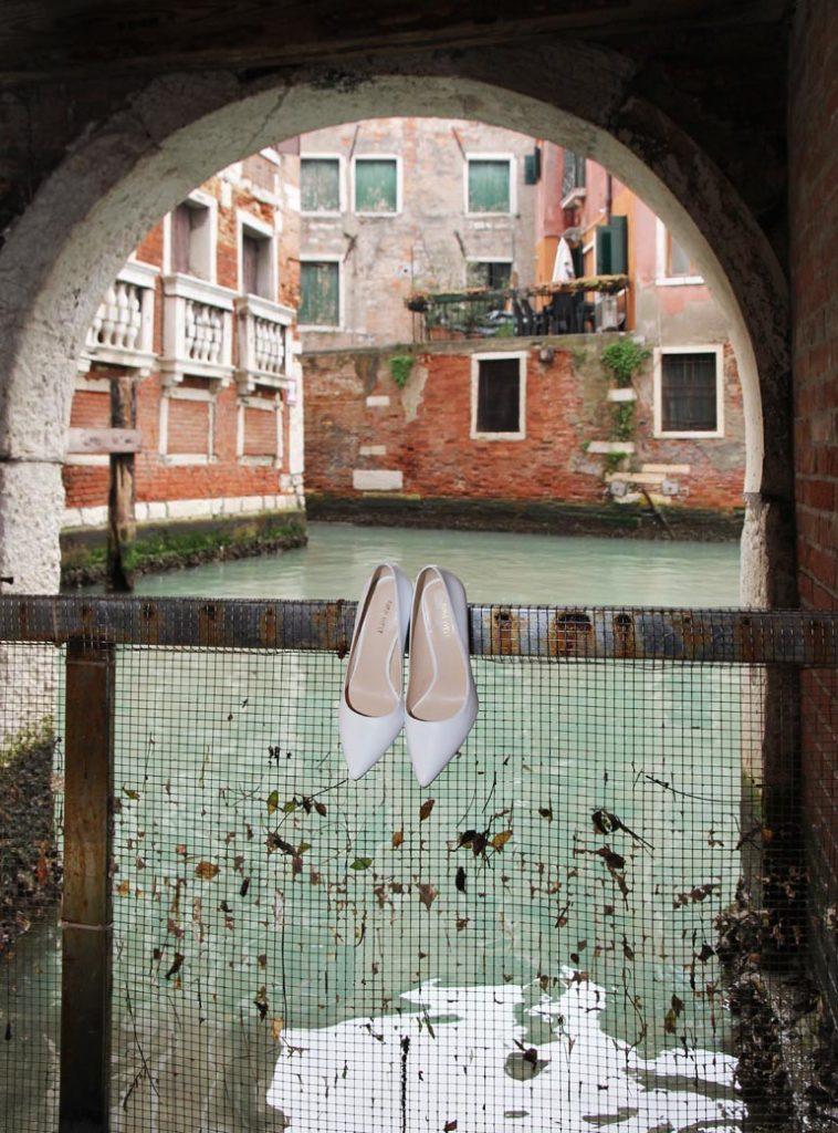 Photos of Venice with Shoes