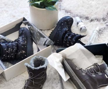 How to store boots and shoes for summer
