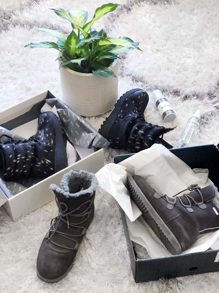 How to Store Winter Boots and Shoes for Summer