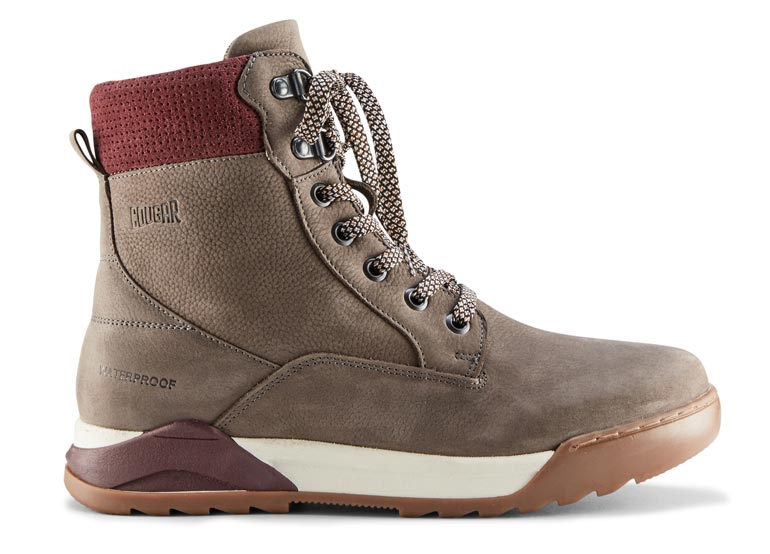 Cougar Winter Boots Speedy Hiker Taupe