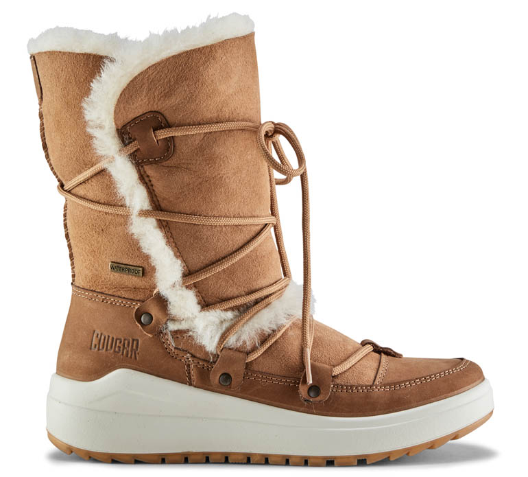 Cougar Winter Boots Tacoma Shearling