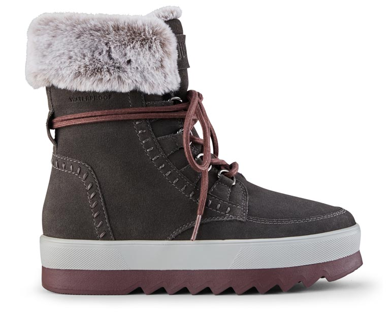 Cougar Winter Boots Vanetta Pewter