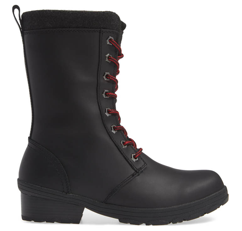 Womens Waterproof Combat Boots - Kodiak Marcia