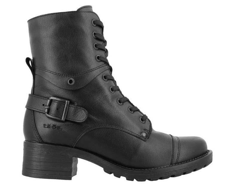 Taos Crave Womens Waterproof Combat Boots