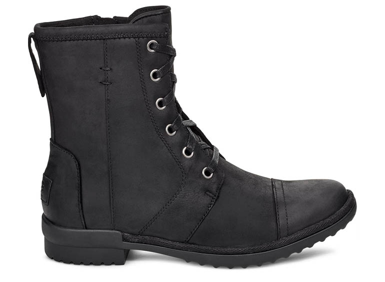 Womens Waterproof Combat Boots - UGG Ashbury