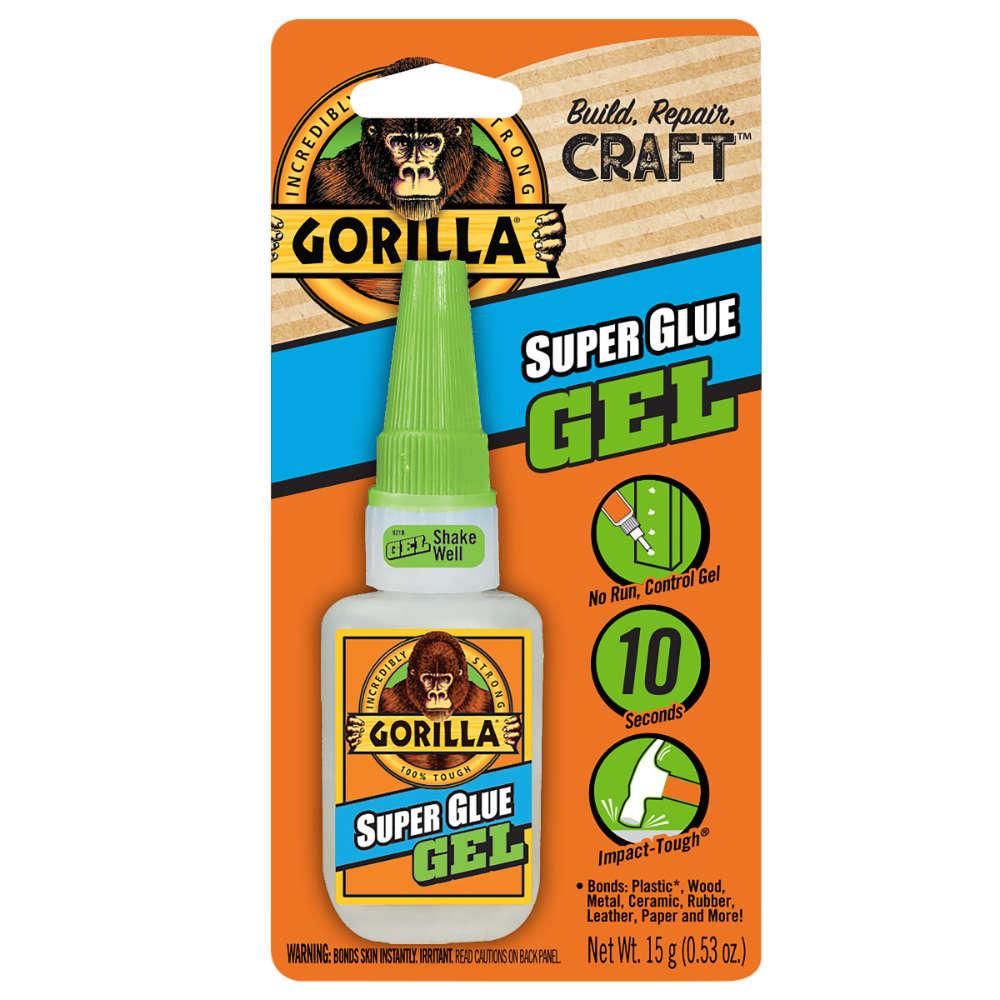Gorilla Super Shoe Glue for Shoe Repair as best glue for shoes.