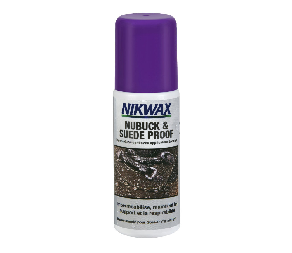 Nikwax Nubuck product: one of the best Waterproof Spray for Shoes and Boots