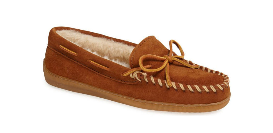 Brown Suede Moccasins - Different Types of Shoes for Women.
